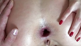 Russian blond gf Lucy Heart anal try out Thumbnail