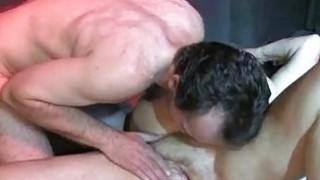 OldNanny Big tits bbw granny have a threesome sex