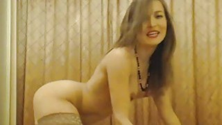 Cuttie stripping and teasing on cam 7